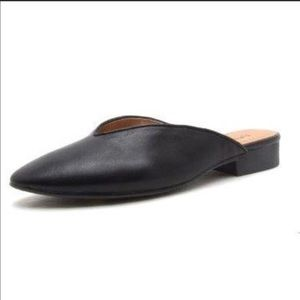 Shoes - New Arrival- Vegan Leather Flats, Mules